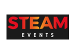 Logo Steam Events - DPL licht en geluid