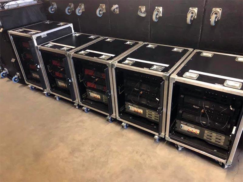 DPL Licht & Geluid - verhuur professionele audio apparatuur