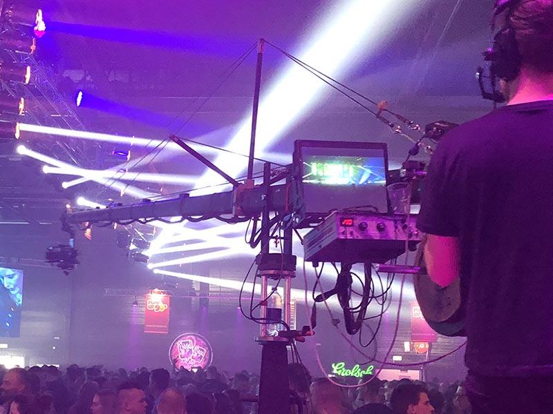 DPL Licht & Geluid - Live video registratie huren