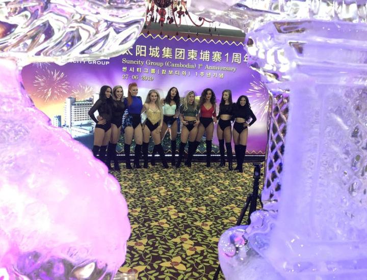 Angels Inc Cambodja DPL licht en geluid