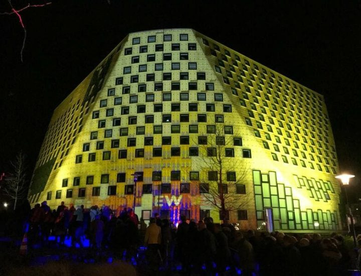 Nieuwjaarsreceptie gemeente Hardenberg 2019 - DPL licht en geluid